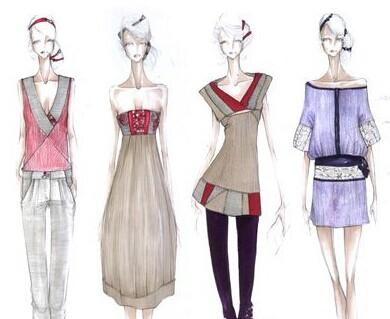服装设计留学专业修哪些课程?