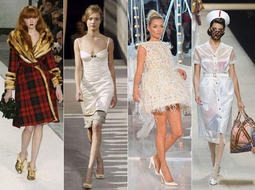 服装设计留学英美专业有什么区别?