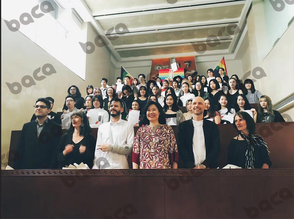 BACA毕业季|伦艺新生毕业大秀 很幸运 在艺术之路上遇见你们!