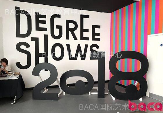 梦想首映礼—耀目在伦敦艺术大学毕业展上的BACA校友们|BACA之光