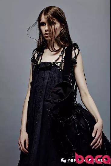 军装元素 时尚饰品 箱包 BACA国际艺术预科