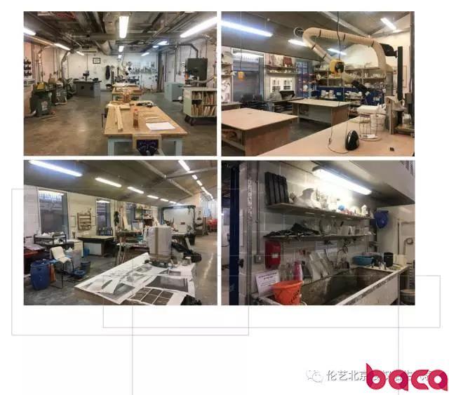 3D工作坊 伦敦艺术大学3D设计专业 切尔西艺术学院好不好
