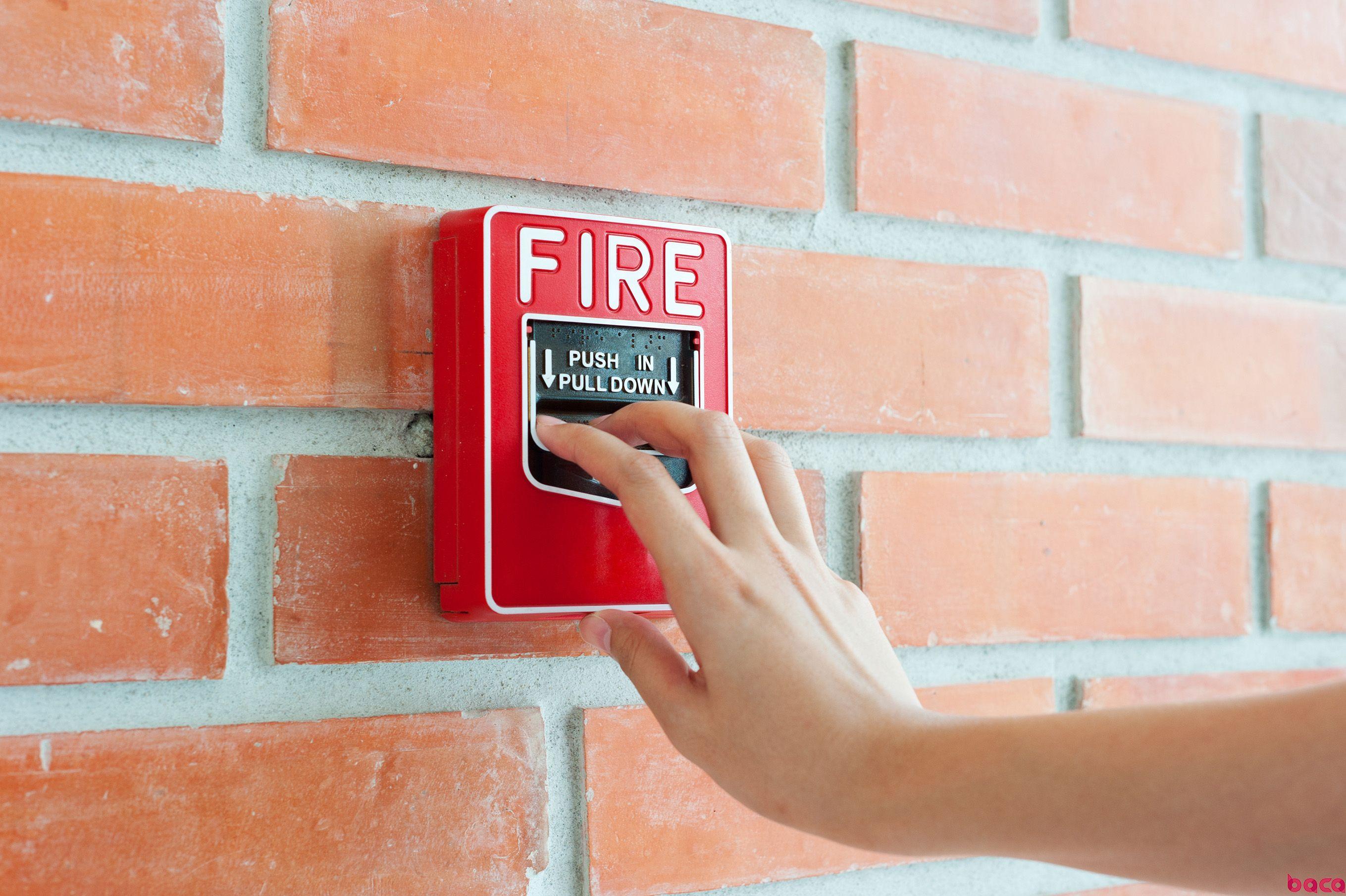年轻人,不要玩火!消防安全讲座回顾   BACA校内动态