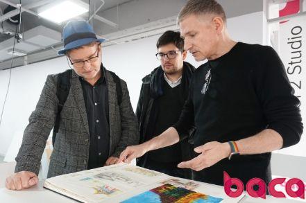 Autograf巴黎高等艺术设计学院来访 BACA首届择校展回顾(二) | BACA校内动态