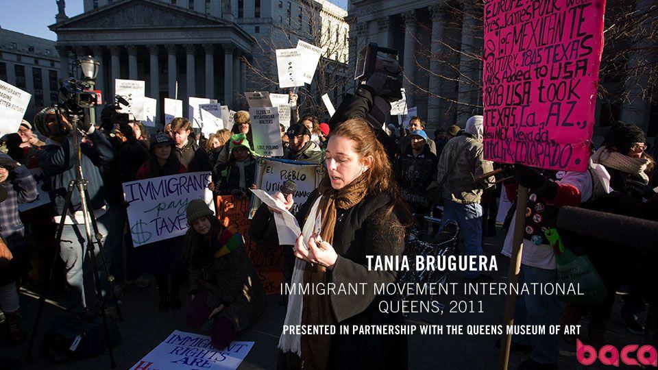 英国艺术预科 TaniaBruguera