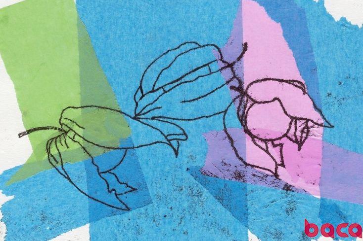 独幅版画:用线条纹理捕捉情绪——BACA艺术工作坊招募 | BACA艺术活动