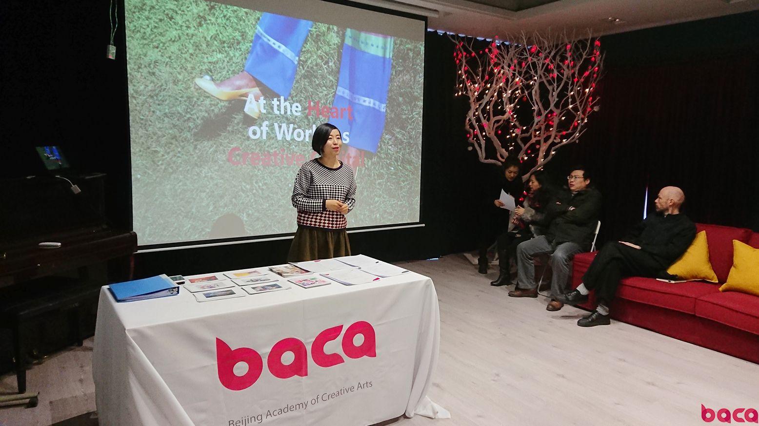 BACA国际艺术学校 艺术设计预科