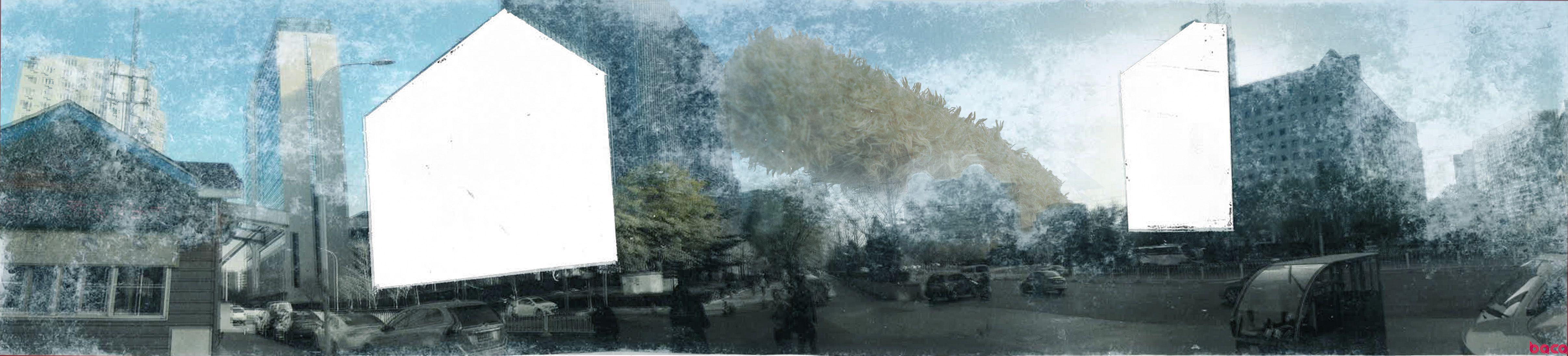 全景地图软件 北京国际艺术高中