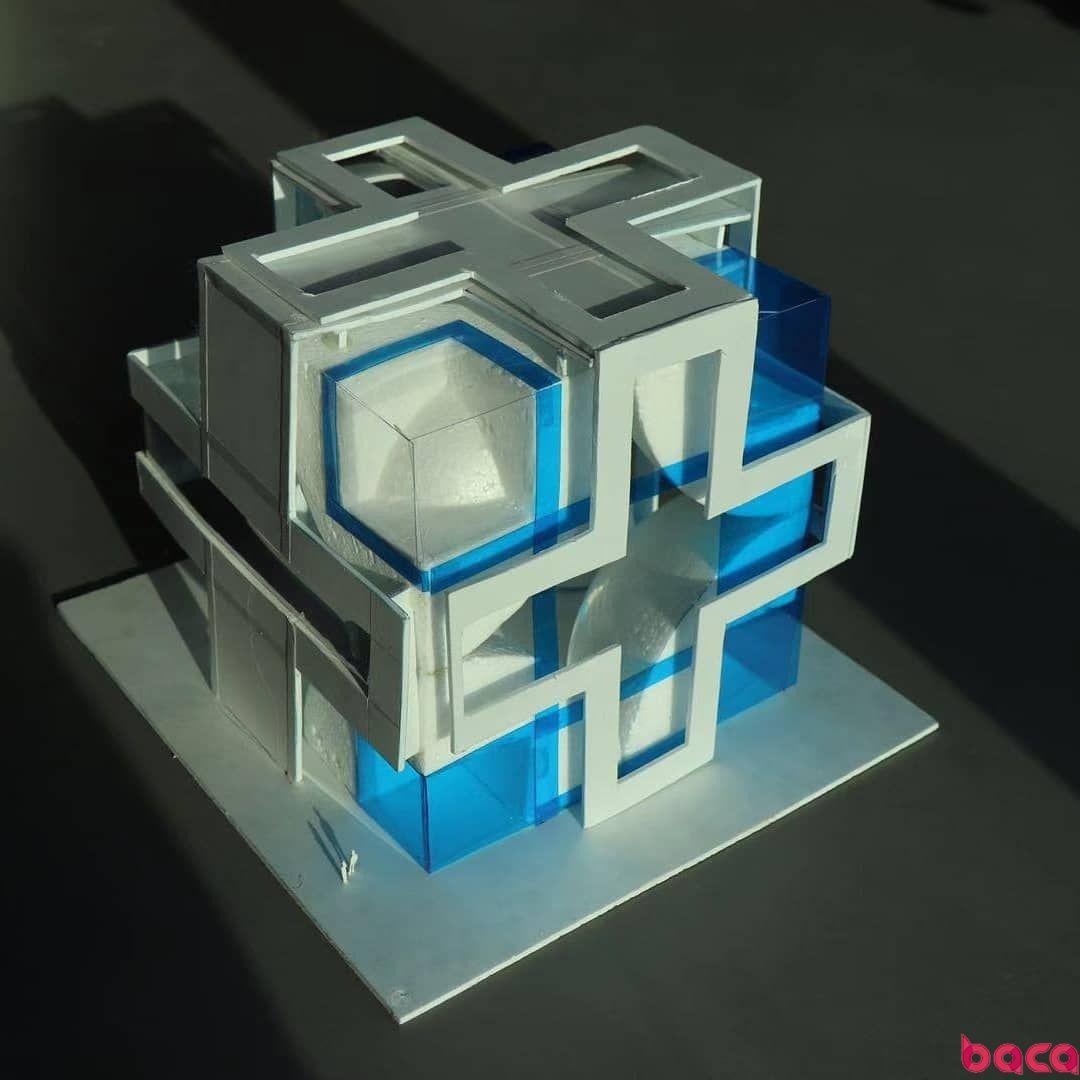 艺术设计预科 建筑留学作品集