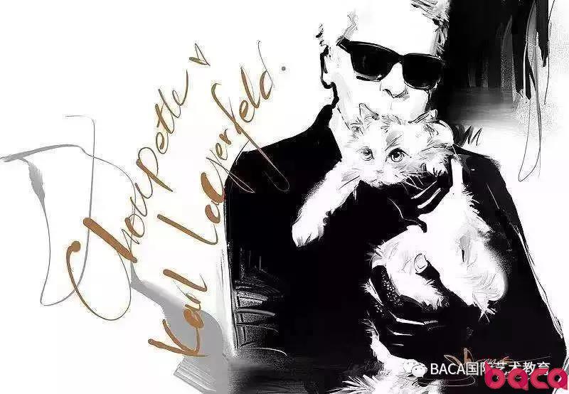 致敬传奇Karl Lagerfeld秀场设计回顾 | BACA资讯