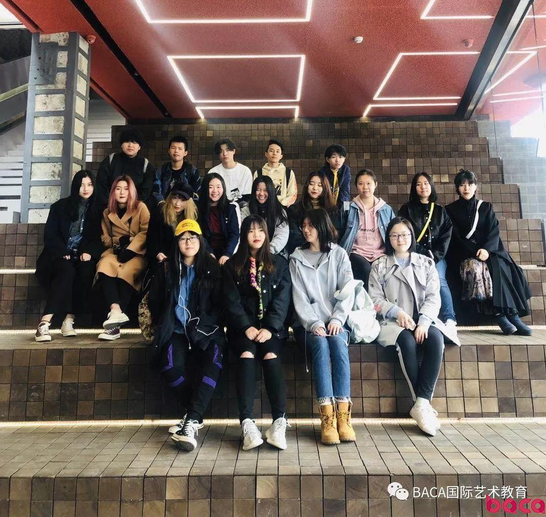 艺术生调研北京 北京国际艺术高中