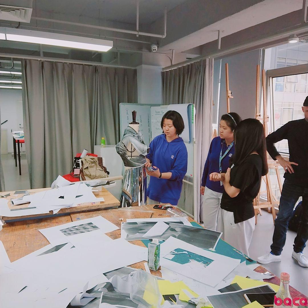 北京35中国际部艺术 BACA国际艺术学校