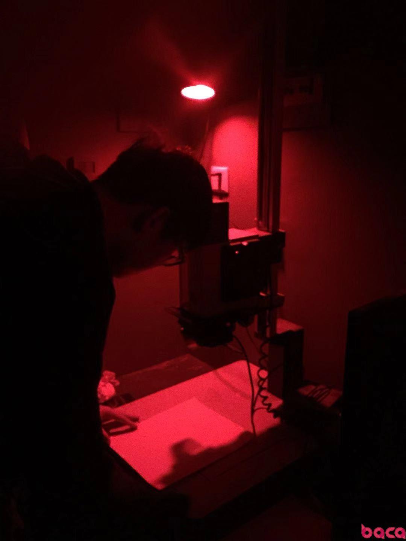 BACA国际艺术学校 alevel艺术摄影暗房