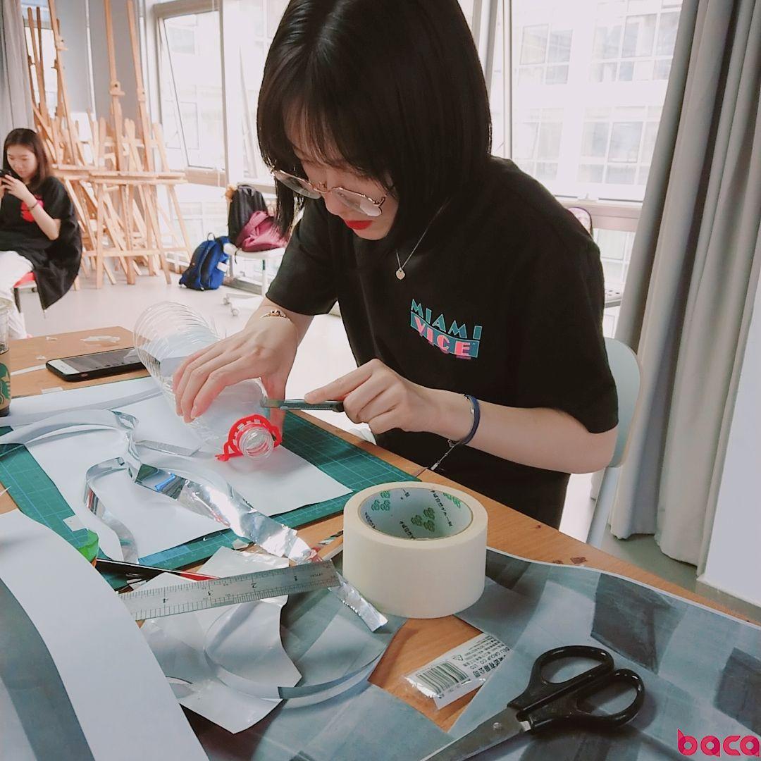 北京35中国际部艺术