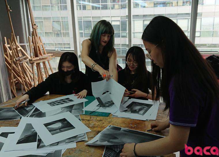 BACA国际艺术学校 英国时装设计体验课