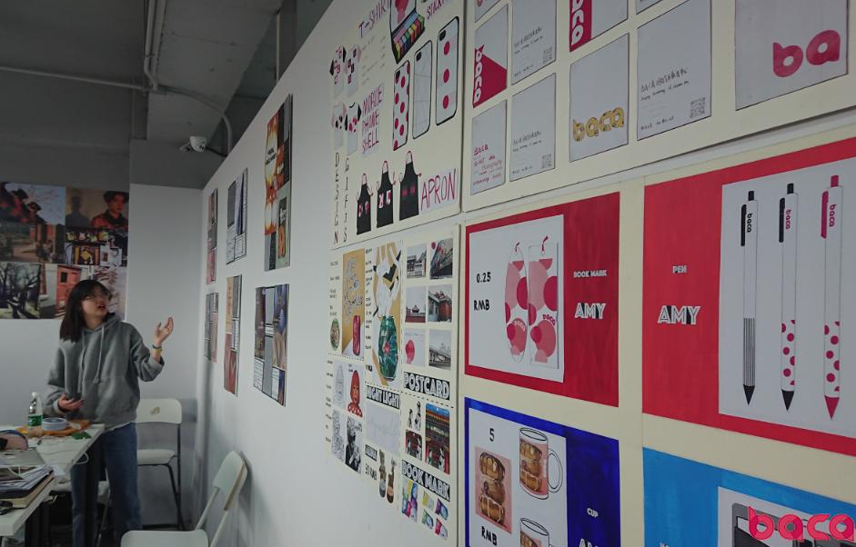 艺术alevel北京 学生海报设计