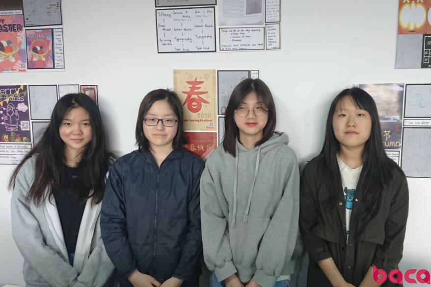 北京国际艺术高中 艺术设计预科毕业