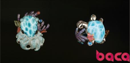 中国珠宝首饰设计制作大赛 BACA国际艺术学校