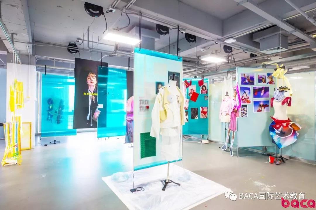 BACA国际艺术教育中心 UAL本科录取服装设计专业