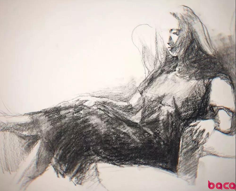 素描人体写生工作坊 BACA国际艺术学校