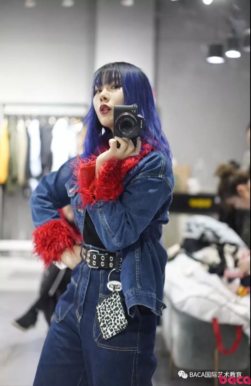 BACA十二年级艺术设计预科 伦敦时装学院时尚摄影