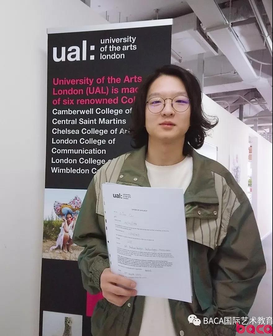 伦敦艺术大学本科时装设计面试成功 零基础学习服装设计