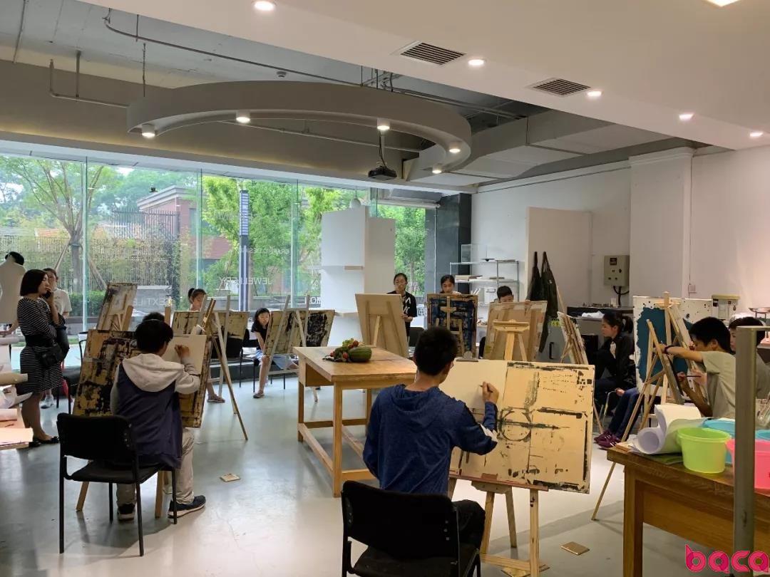 北京艺术馆招聘 BACA国际艺术学校
