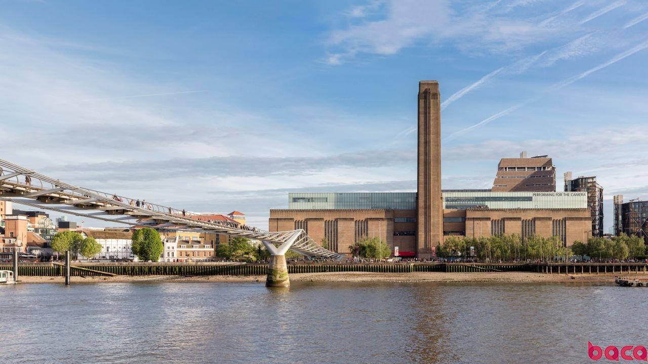 泰特当代美术馆伦敦夏天 BACA国际艺术学校 伦敦旅游打卡