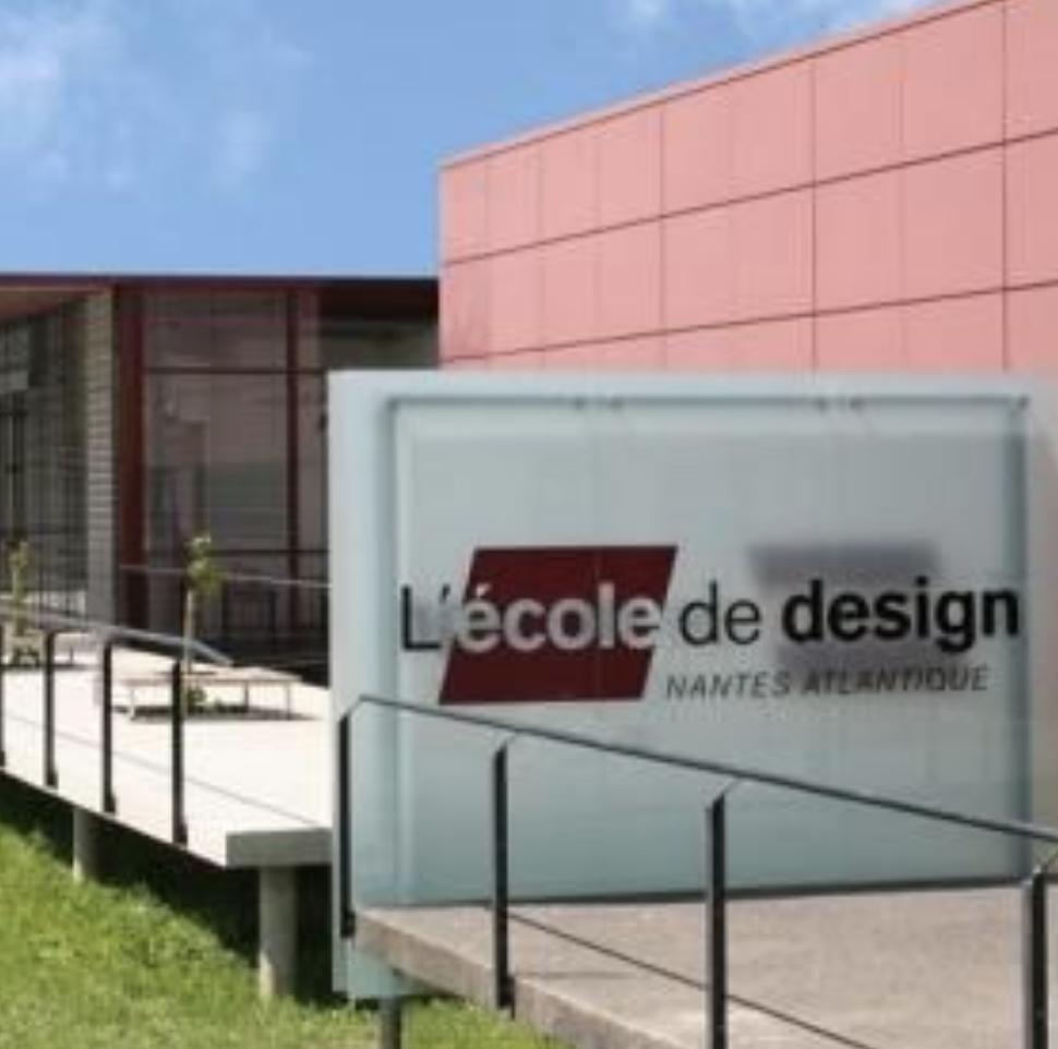 法国南特大西洋设计学院
