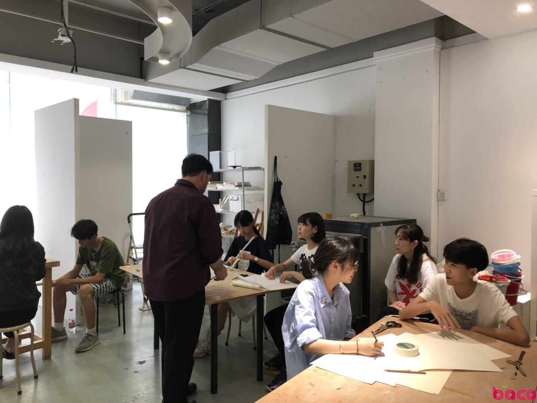 建筑设计暑期课程 艺术设计留学培训