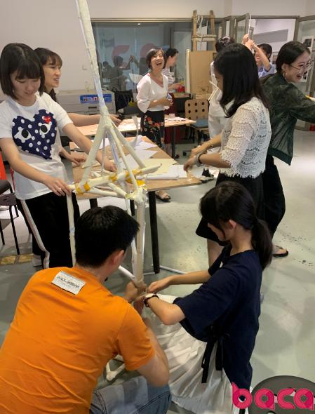 北京小众艺术画廊 建筑设计留学作品集