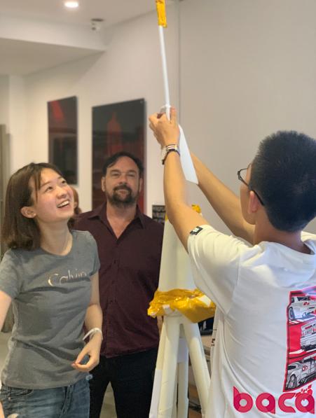 建筑设计暑期课程 北京免费艺术工作坊