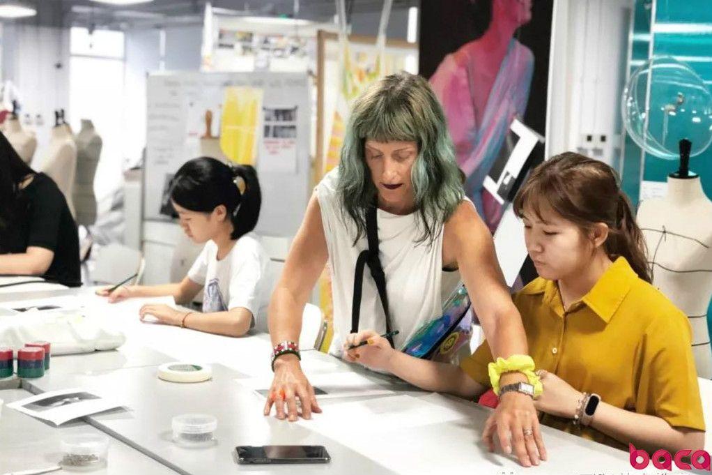 BACA国际艺术学校 时装设计工作坊北京