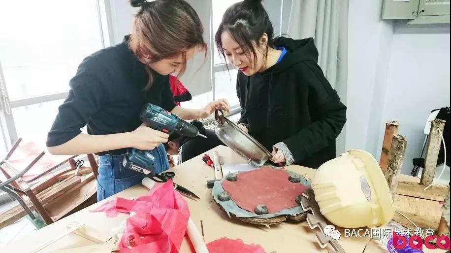北京艺术工作坊家具设计产品设计 国际艺术高中alevel