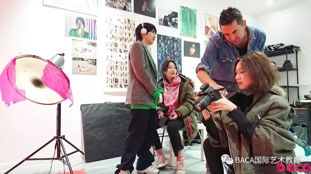 棚拍摄影课程短期培训 国际艺术高中alevel