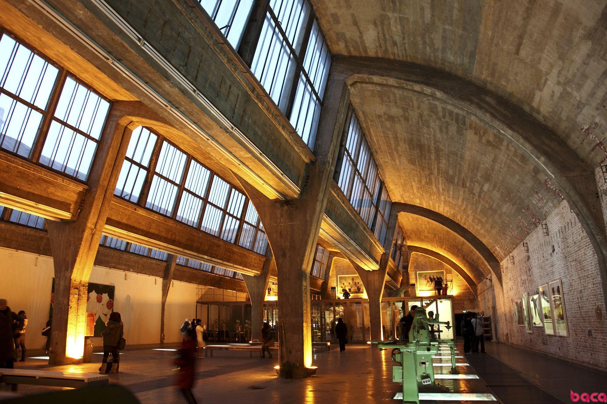 798艺术区包豪斯建筑 BACA国际艺术学校