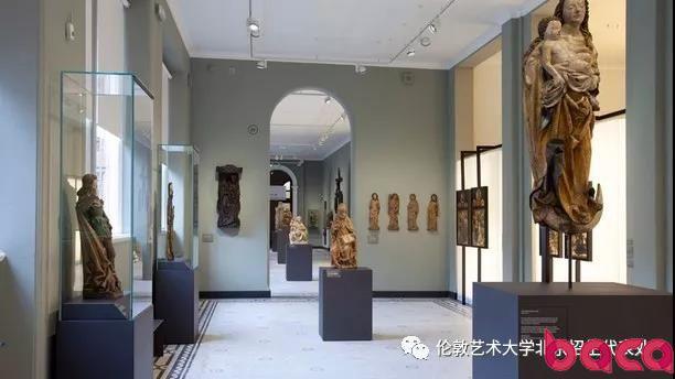 伦敦艺术大学寒暑假班 维多利亚与艾伯特博物馆