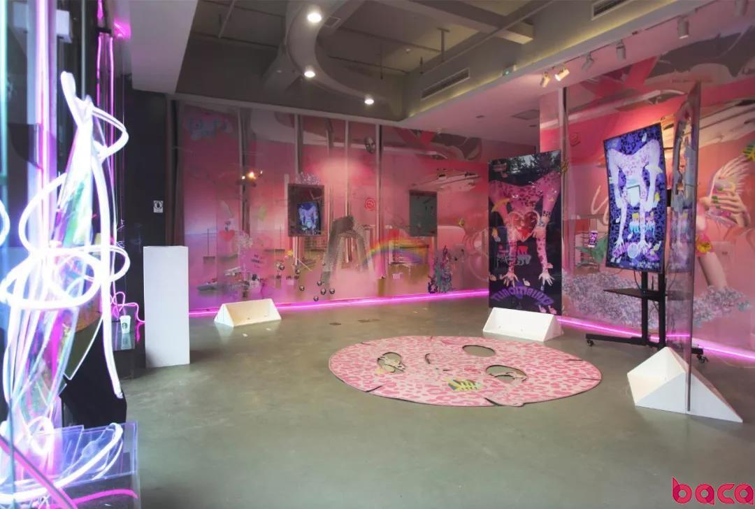 BACA艺术中心旮旯空间 叶甫纳