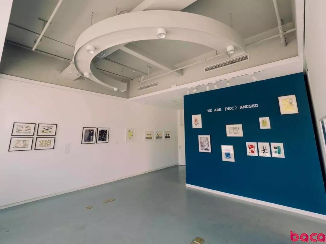 青龙文化创新街区 BACA艺术中心旮旯空间
