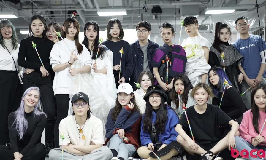 北京高中生时装秀 艺术设计预科北京