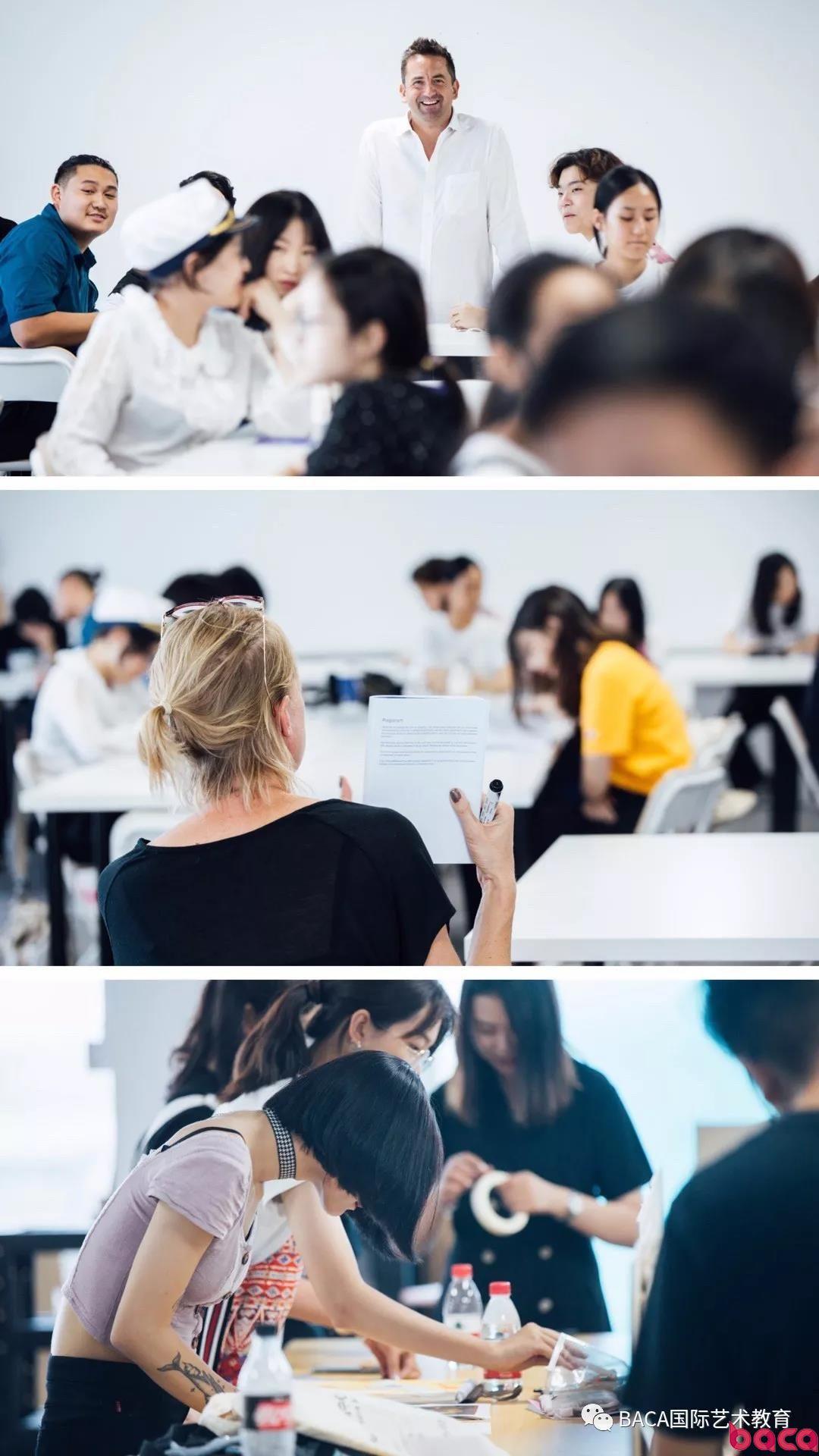 北京国际高中开学第一天 BACA预科
