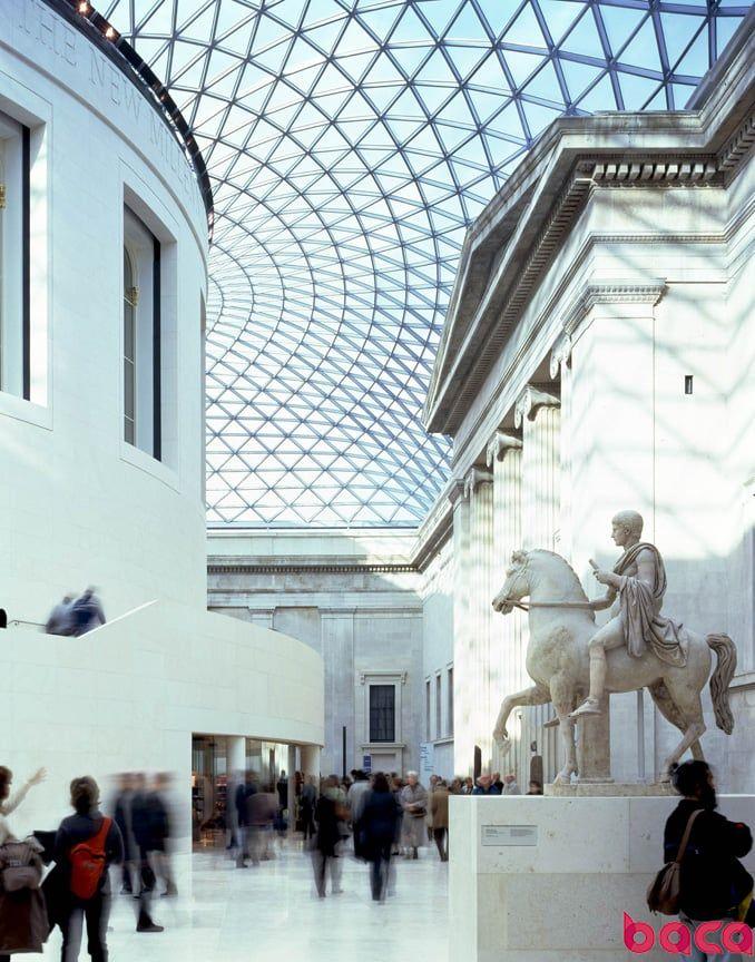 ual伦敦艺术大学 大英博物馆