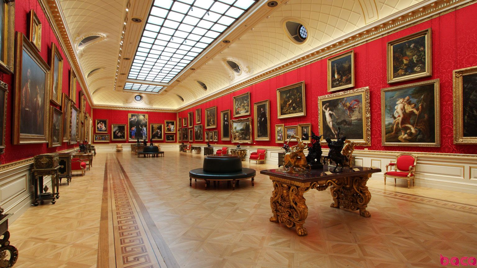伦敦华莱士收藏馆 艺术设计预科英国