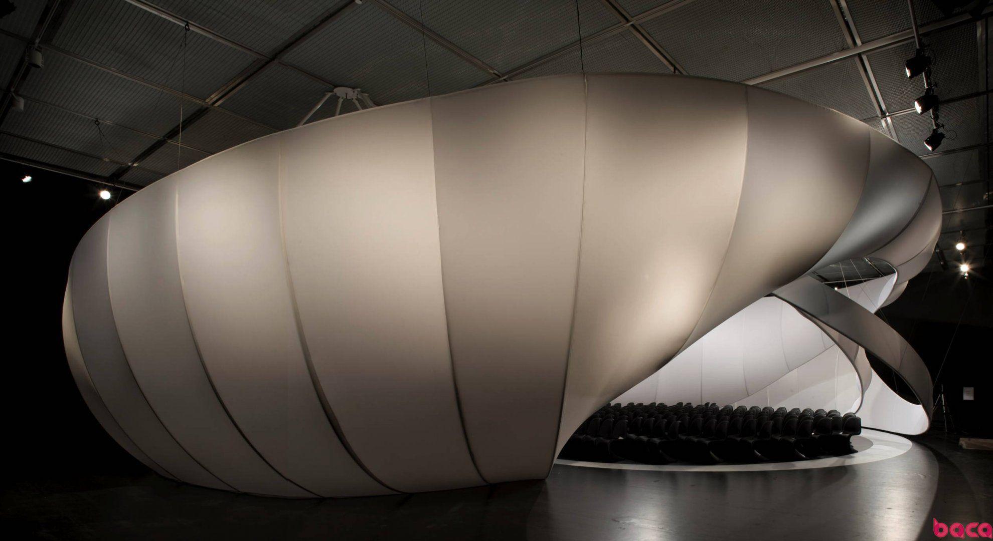 扎哈与江一燕,同是建筑设计师,感觉怎么那么不一样 BACA咨询