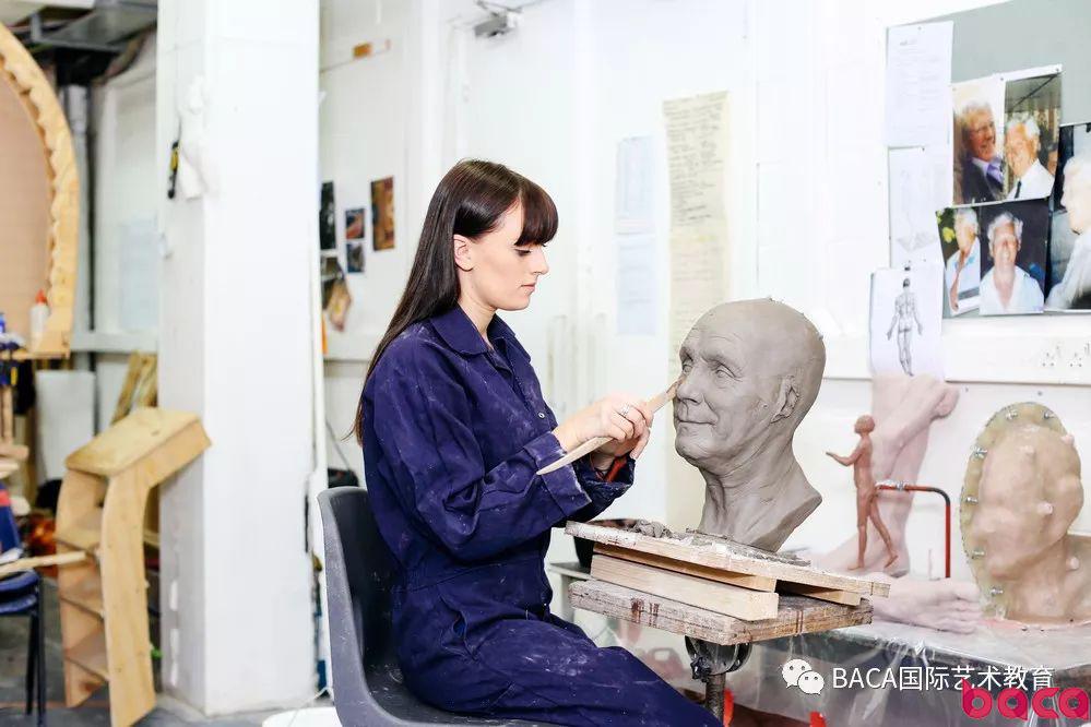 BACA国际艺术高中 艺术留学作品集
