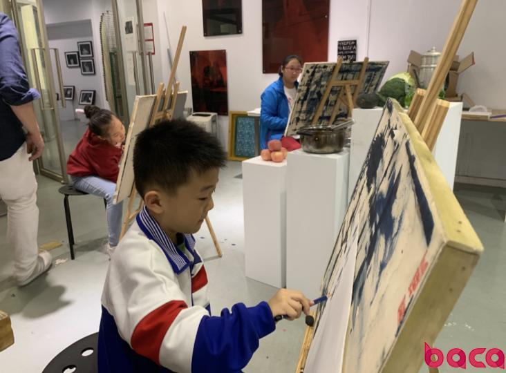 青少年艺术体验课程