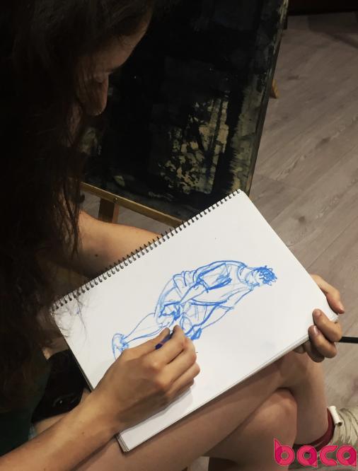 短期课程 人体素描