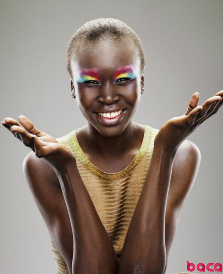 时尚缔造了她的传奇人生-Alek Wek续写传奇|BACA资讯