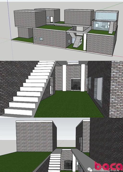 建筑设计专业作品