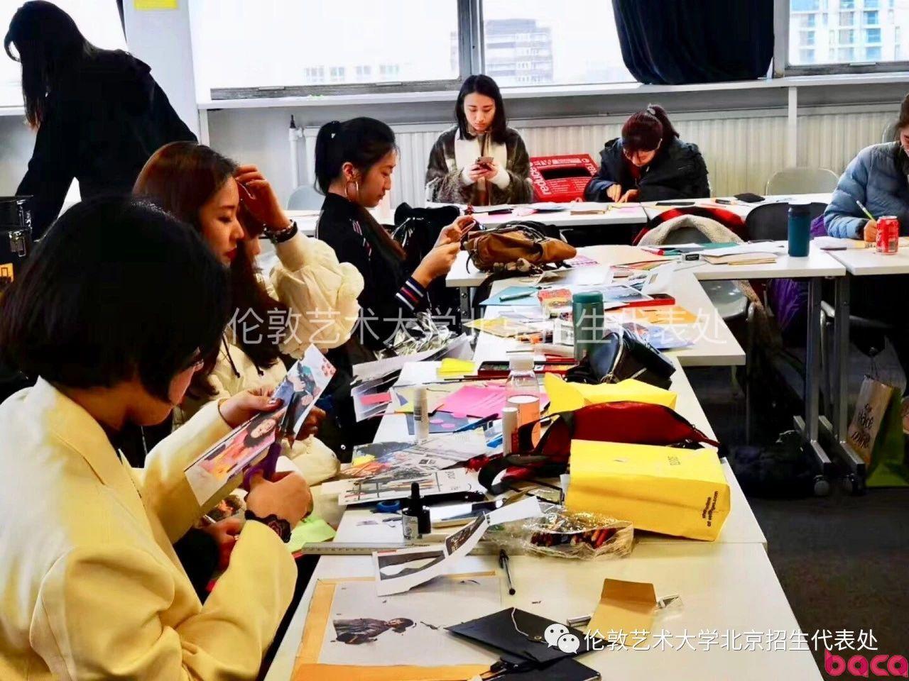 专业的国际艺术高中,成就艺术生未来。|BACA资讯